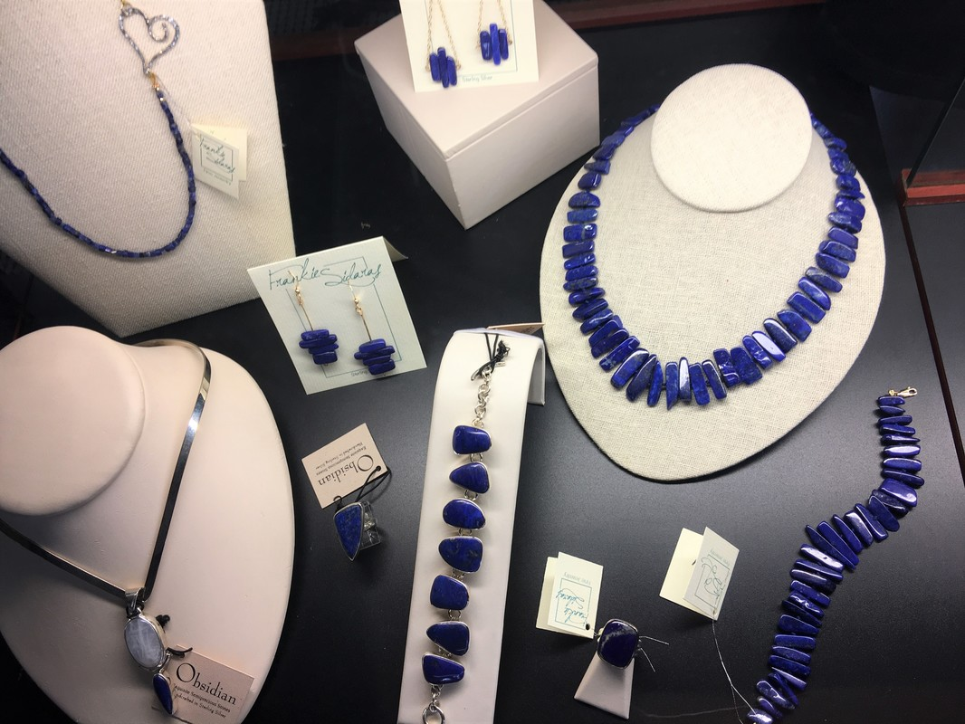 featured lapis pieces | FSG Fine Jewelry | Salado, TX